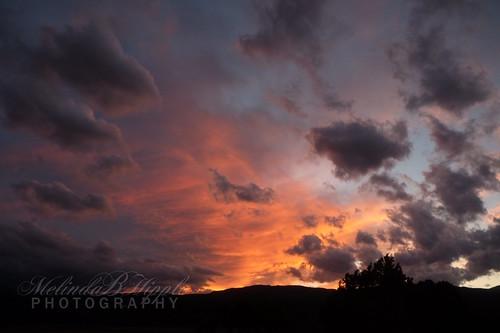 sky skies sunset clouds mountain mountains mountsopris sopris colorado rockies carbondale nature outdoor landscape