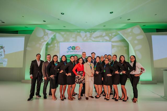 Green Aruba 2017