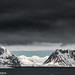 The Lilliehöökfjorden and Möllerfjorden branches of Krossfjord, Svalbard