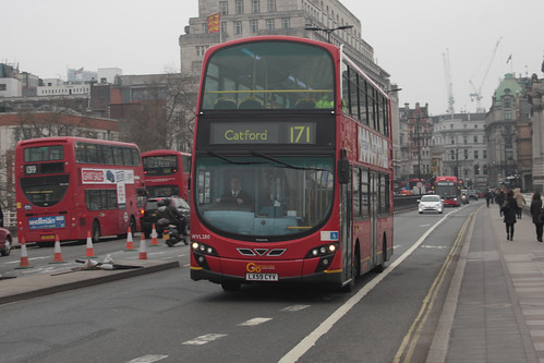 Go-Ahead London WVL280 LX59CYV