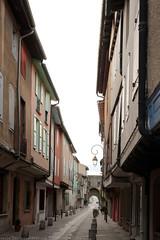 FR10 9173 Porte d'Aval. Rue Monseigneur de Cambon. Mirepoix, Ariège
