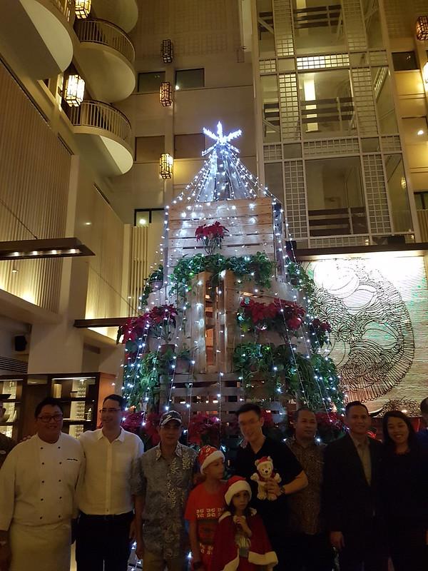 Hyatt Christmas