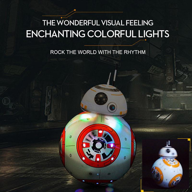 BB-8 ラジコン (5)