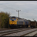 No 47848 No 47813 6th Dec 2017 Foxton Exchange Sidings