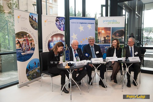 Održana međunarodna stručna konferencija Instituta regija Europe @ Opatija