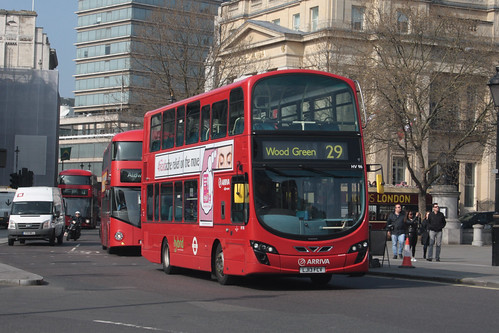 Arriva London HV96 LJ13FCV