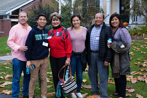 Family Weekend Reception 2017