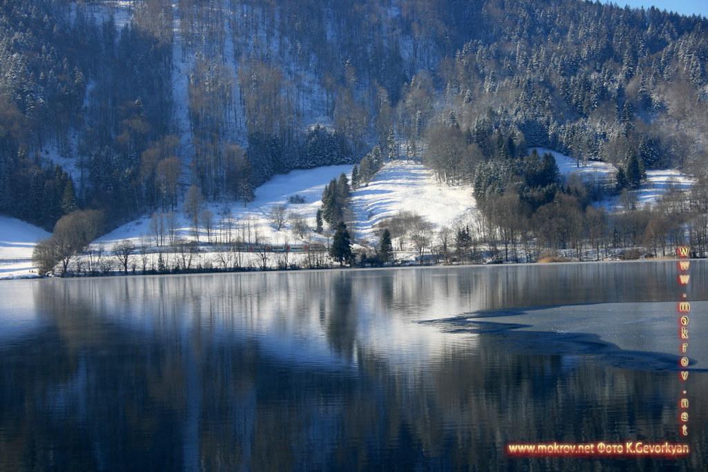 Бавария — земля на юге и юго-востоке Германии фотопейзажи