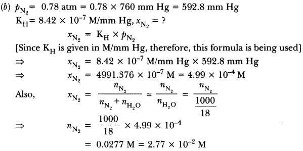 Important Questions For Cbse Class 12 Chemistry Solutions Cbse Tuts