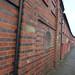 Wall on Balds Lane, Lye