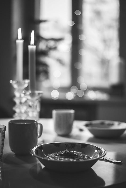 Xmas porridge