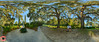 Middleton Place House Panorama 20 October 27th 2017: Panorama Image & HDR Image