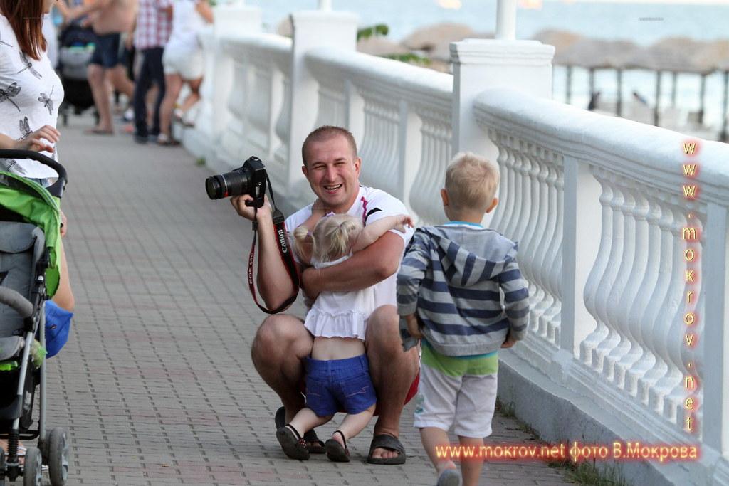 Город Архипо-Осиповка фотозарисовки 2016 год