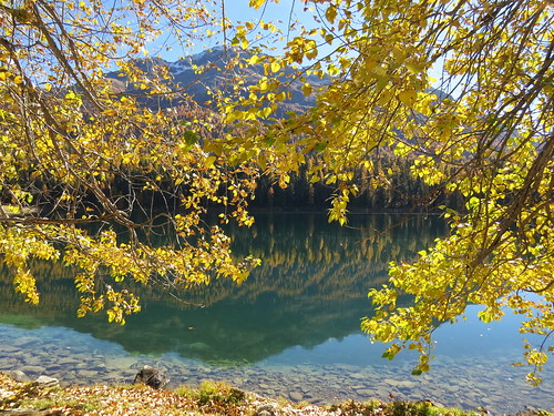 St.Moritzersee, 13.10.17