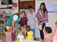 Visita Centros Infantiles del Buen Vivir