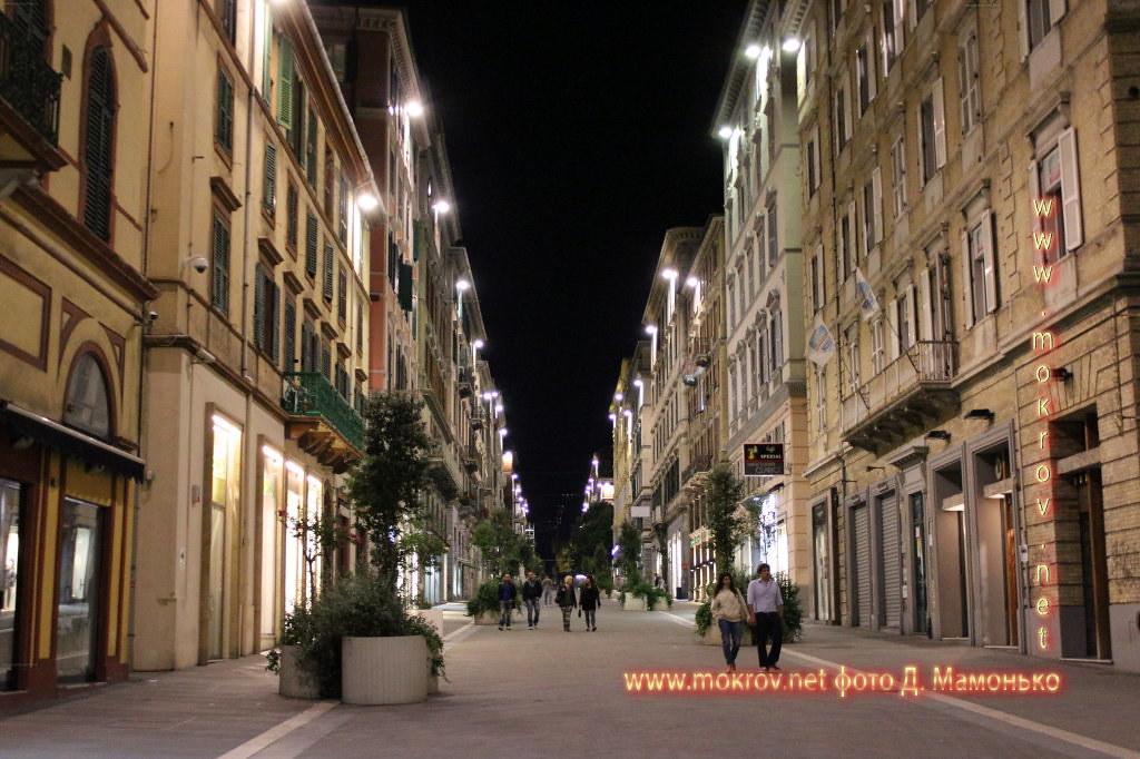 Исторический центр Анкона — город-порт в Италии и фотограф