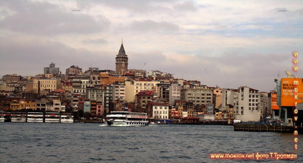 Город Стамбул — Турция картинки