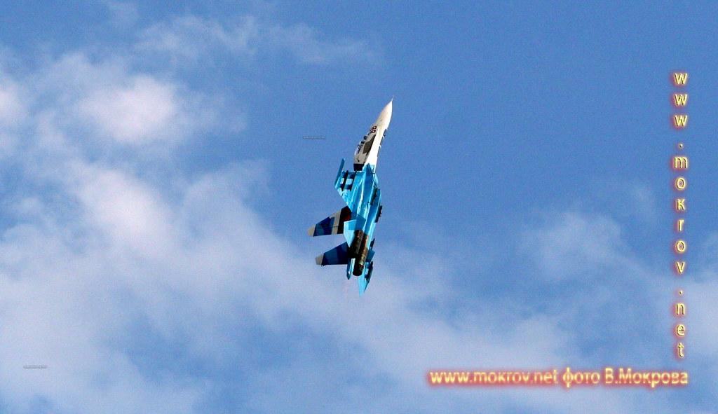 Су-27 фотозарисовки