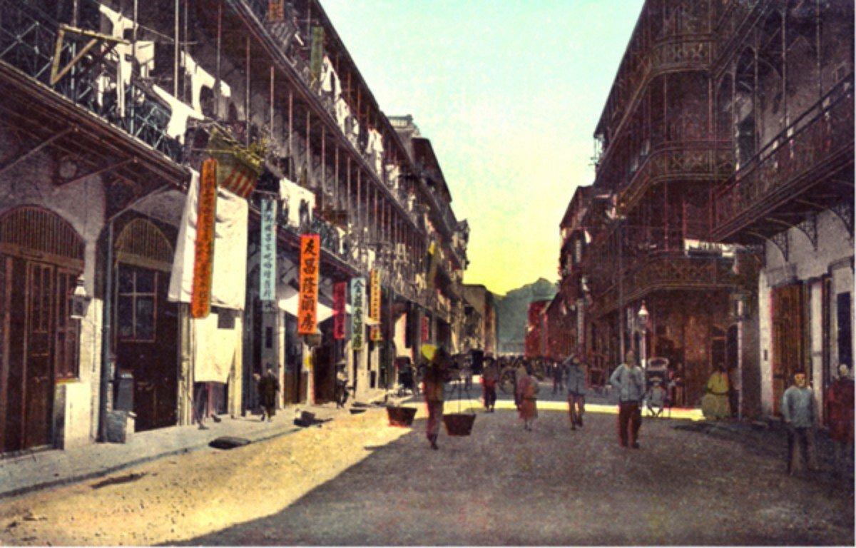 1910年代.塘西