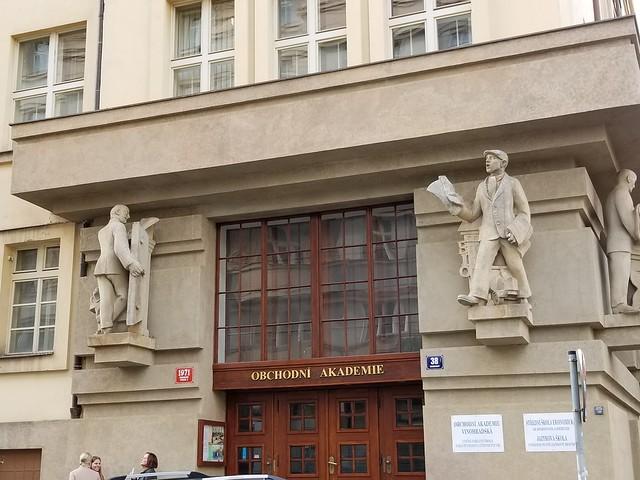 Vinohrady, Prague