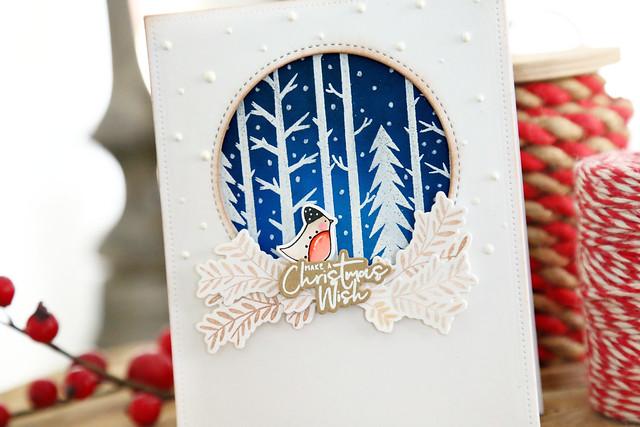 Pinkfresh holiday card blog hop