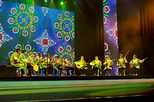 Фестивали байналмилалии мусиқӣ дар Ҷумҳурии Халқии Хитой