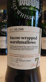 SMWS 53.245 - Bacon-wrapped marshmallows