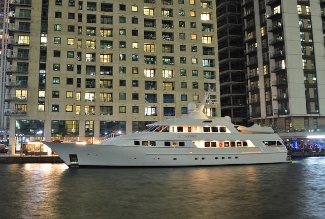 Sea Falcon II (11) @ West India Dock 06-12-17