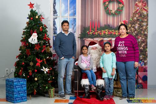 Santa at Teecs-91
