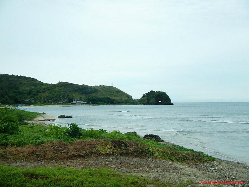 Scenic Pagudpud coastline