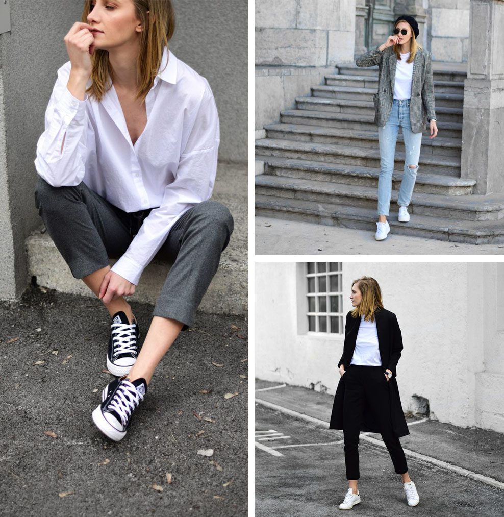 9 Minimalist Fashion Bloggers to Follow (Katarina - Katiquette)