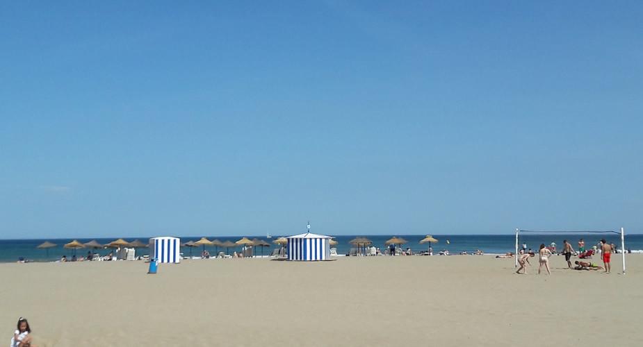 3 dagen in Valencia, tips: wat te zien en doen in Valencia? Naar het strand in Valencia | Mooistestedentrips.nl