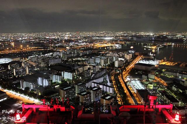 大阪府咲洲行政大樓展望台35