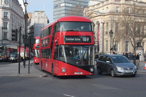 Abellio London LT612 LTZ1612