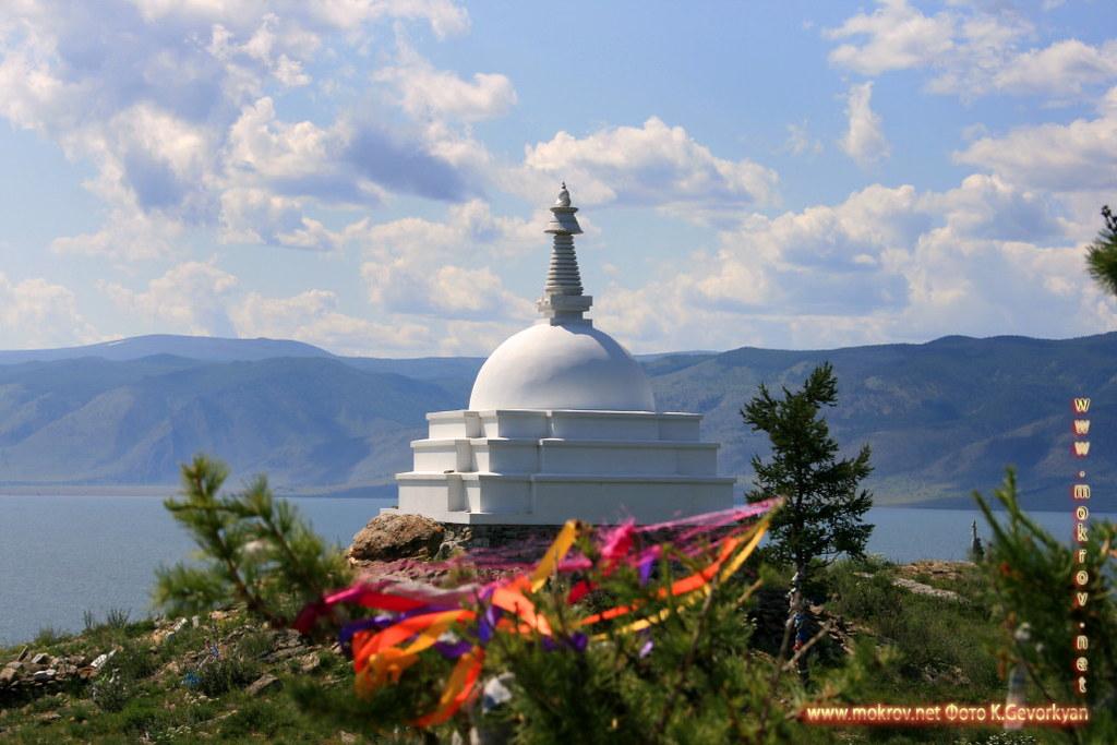 Остров Огой Озеро Байкал активный отдых с фотокамерой
