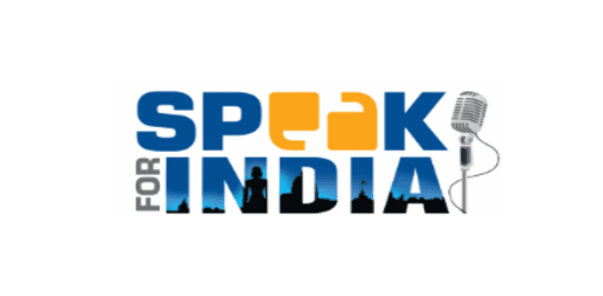 Speak for India