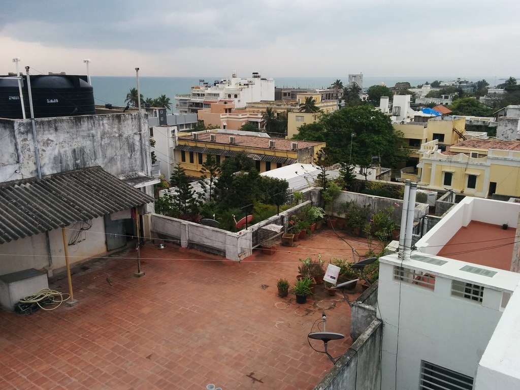 Hotels Near Serenity Beach Pondicherry