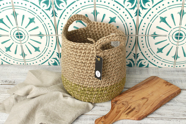 LKLY Designs Basket
