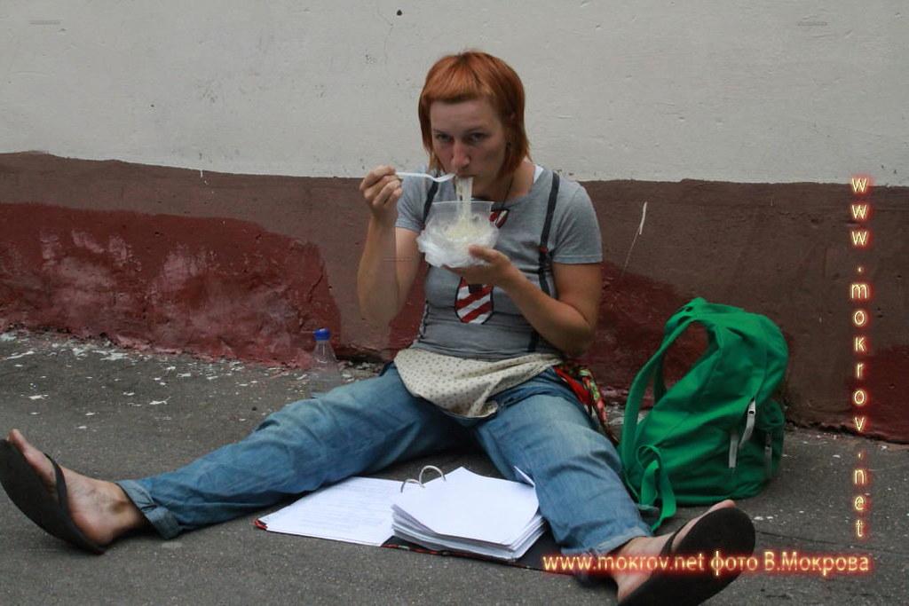 Подготовка к съемкам. Анна Яскевич.