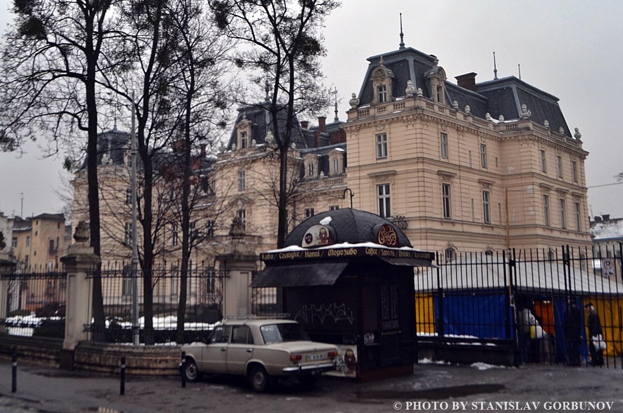 Похож ли Львов на Париж? Прогулка по маршруту съёмок культового кино lvov05