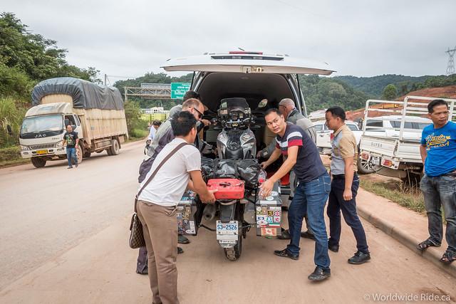 Laos Border & Luang Prabang-2