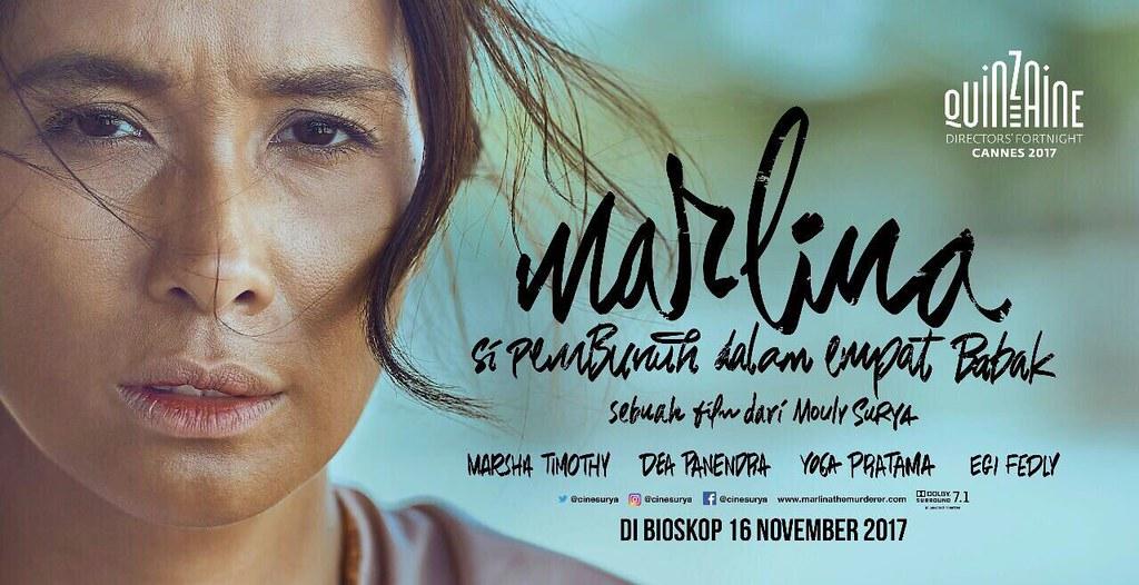 [REVIEW FILM] MARLINA PEMBUNUH DALAM 4 BABAK : Potret Wanita yang Mencari Keadilan.