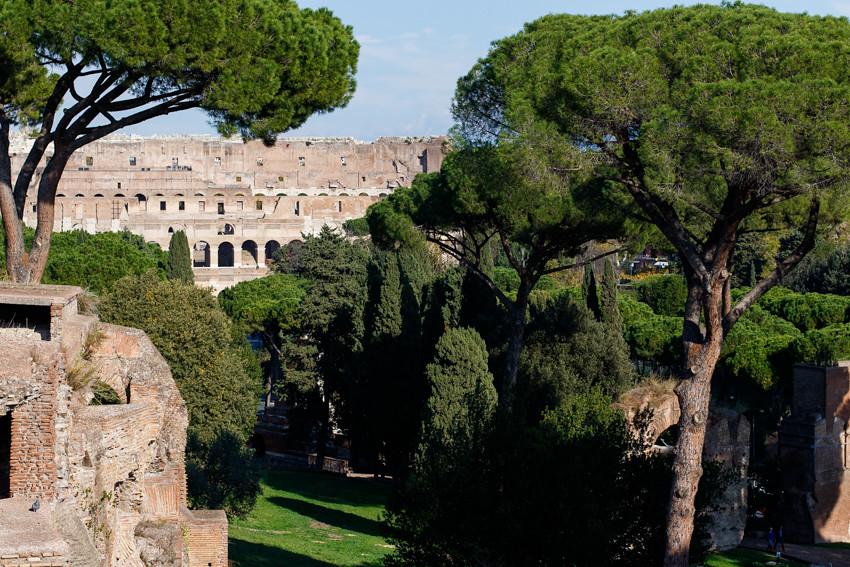 rooma colosseum forum romanum-1454