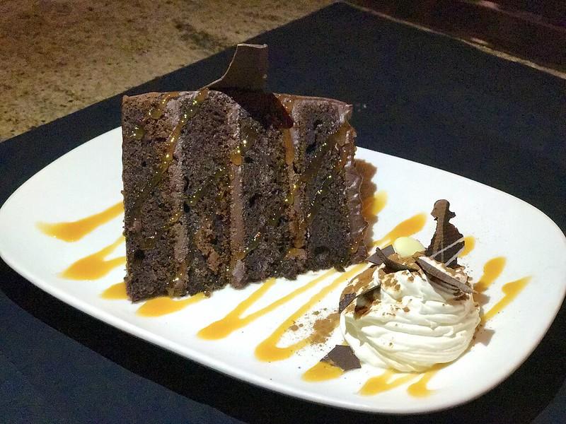 Morton's Chocolate Layer Cake