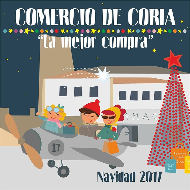 El Ayuntamiento organiza varias actividades para disfrutar de la Navidad en Coria