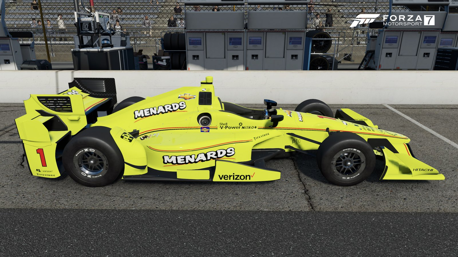 RACE REPLICAS] BCKracer71\'s IndyCar Replicas & More (Update: 1981 ...