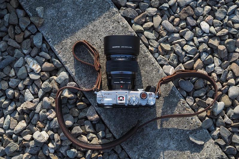 M.ZD 45mm f/1.2 PRO|PEN-F