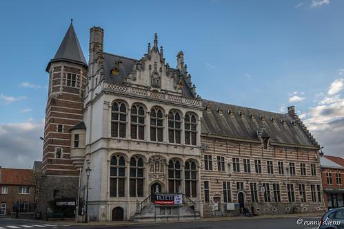 Zoutleeuw, Stadhuis van Zoutleeuw.