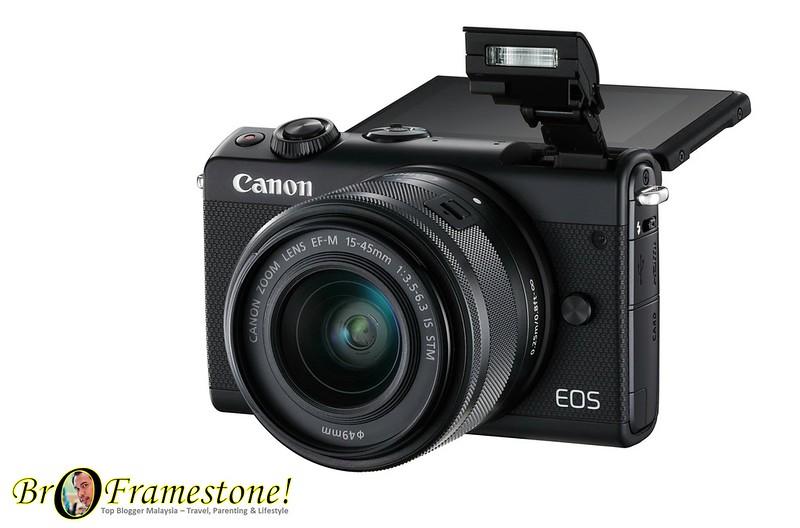 New Canon EOS M100