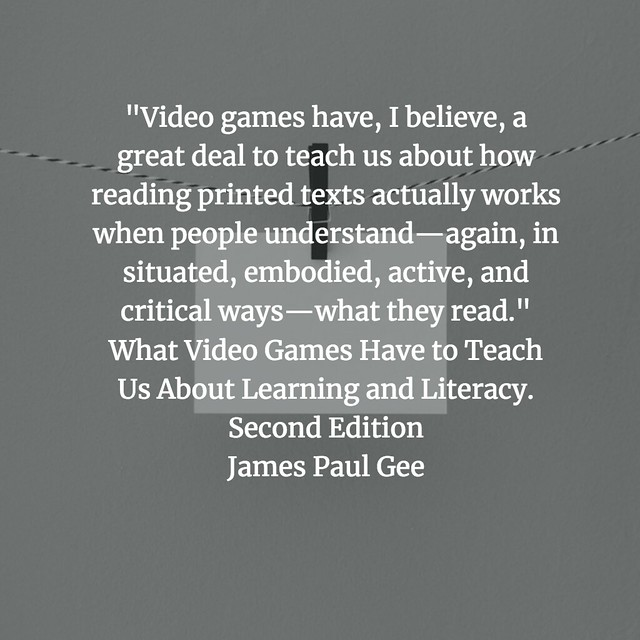 James Paul Gee Quote12